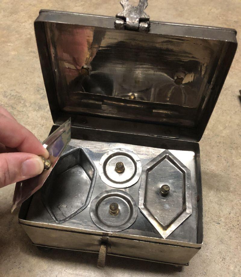 depozitare bijuterii argint